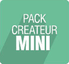 pack createur mini